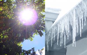ガラスが寒暖差で突然割れる!原因と対策方法をご紹介