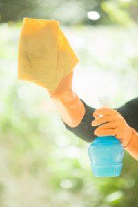 誰にでも出来る窓の桟の簡単お掃除方法!